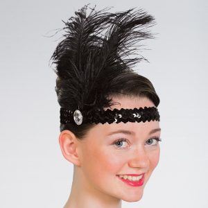 Flapper Headress