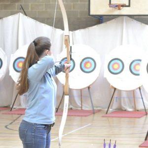 Junior Archery Session - London