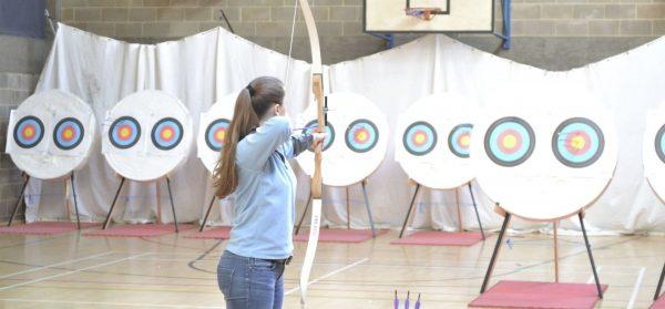 Junior Archery Session - London
