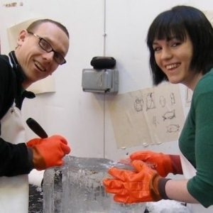 London Ice Sculpting Class For 5