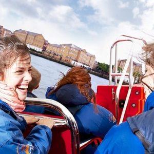 London Speedboat Adventure - Adult