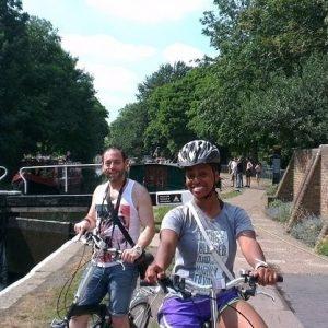 London Street Art Bike Tour for Two