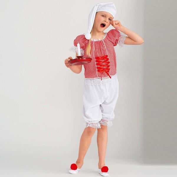 Old Fashioned Pyjama Costume Child