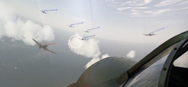 One Hour Spitfire Flight Simulator in Warwickshire