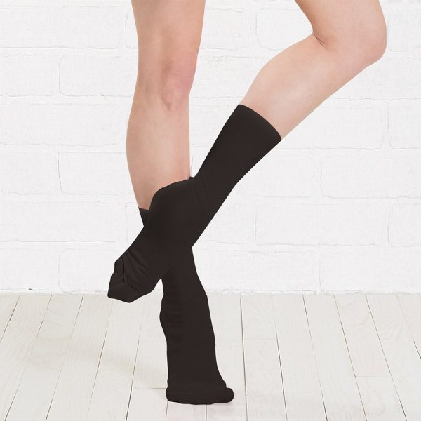 Plume Ankle Length Ballet Socks