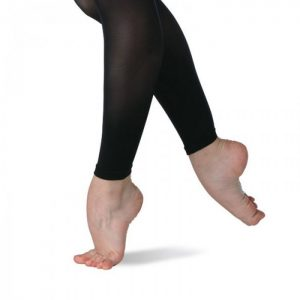 Plume Childs Footless Tights
