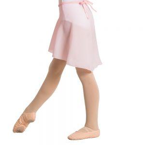 Plume Child's Wrap Skirt