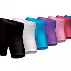 Plume Mid Length Lycra Shorts