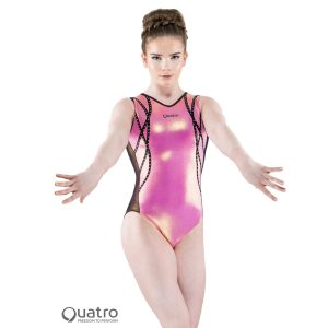 Quatro Panache Gymnastics Leotard