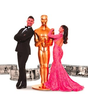 Aljaz and Janette - Remembering The Oscars - credit Colin Thomas.