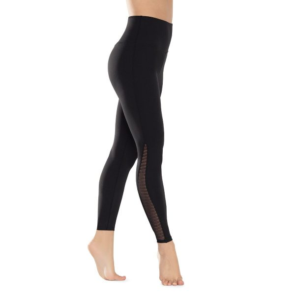 Revolution Linear Mesh High-Rise Legging