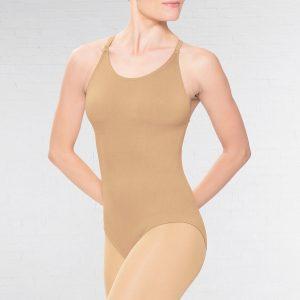 Revolution Nude Camisole Leotard