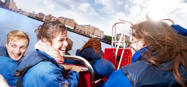 River Thames Explorer Voyage Powerboat Experience - Child Ticket