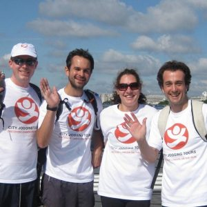 Riverside Jogging London Tour For Two