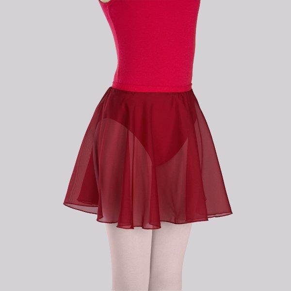 Roch Valley Circular Chiffon Skirt