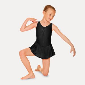 Roch Valley Sleeveless Skirted Leotard