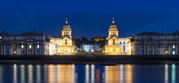 Royal Greenwich Maritime Ghost Tour For Two
