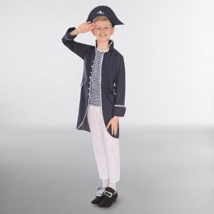 Sailor Captain (Childs) Navy & White