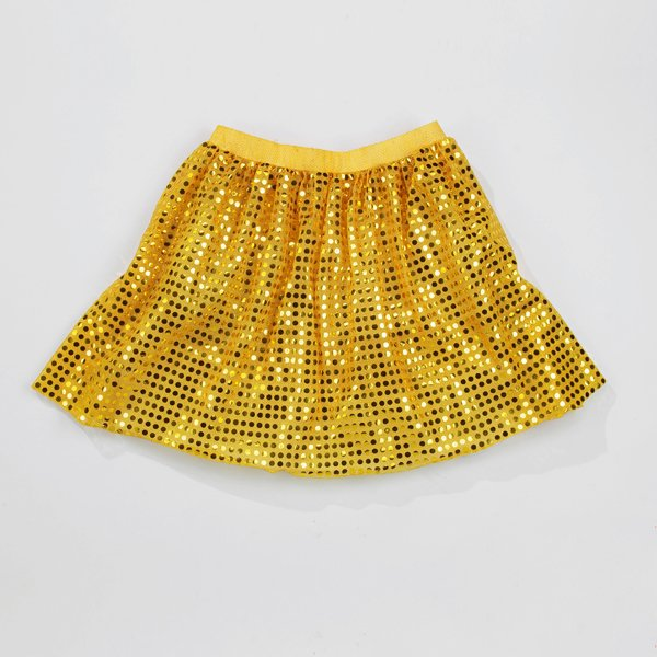 Sequin Pull on Skirt (Adult One Size)