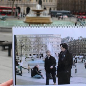 Sherlock Holmes Movie Tour of London