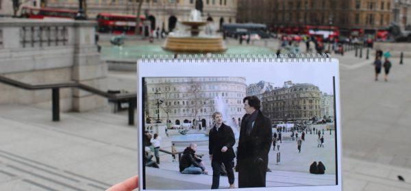 Sherlock Holmes Movie Tour of London