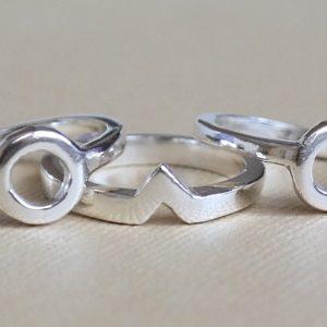 Silver Ring Making Workshop in London