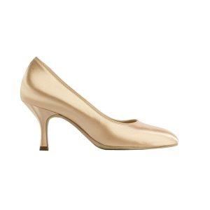 Supadance Classic Pointed Toe Court Shoe