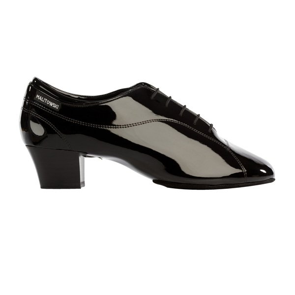 Supadance Men's Latin Patent Shoe