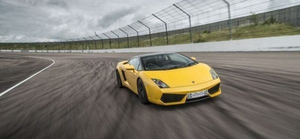 Supercar Driving Experience - 1 Car