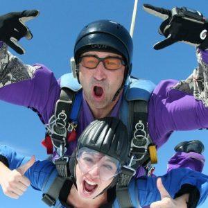 Tandem Skydive Cambridge