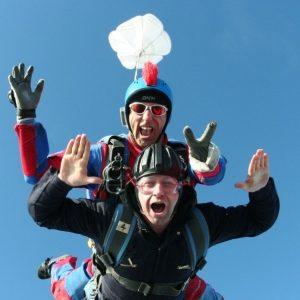 Tandem Skydive Cambridge - Weekday Special