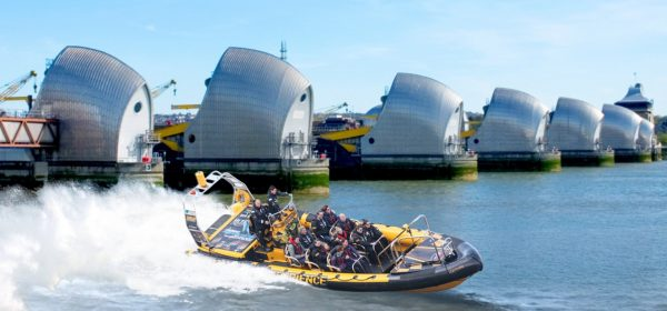 Thames Barrier RIB Experience - Adult