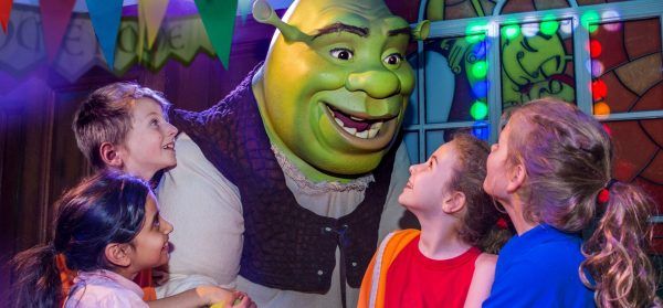 Thames Cruise + Shrek's Adventure Experience - Child Ticket