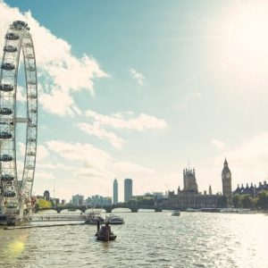 Thames Cruise & London Eye Experience for Two