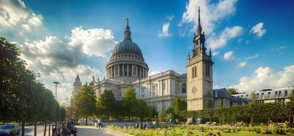 Thames Cruise & St Paul's Cathedral Experience for Two