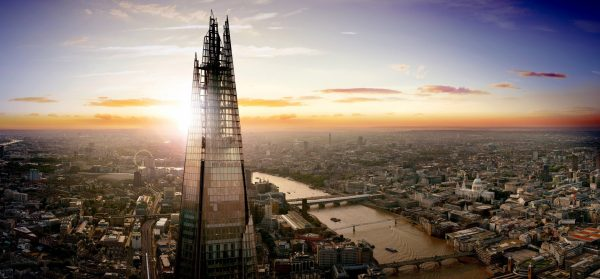 Thames Cruise and The View From The Shard Day & Night Experience for Two
