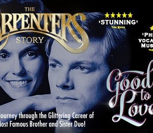 The Carpenters Story at Milton Keynes Theatre