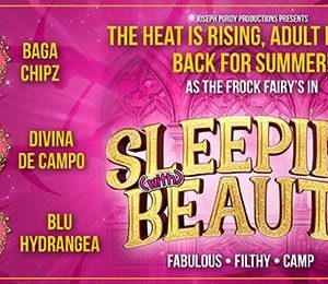 The Frock Fairies in Sleeping (with) Beauty at King's Theatre Glasgow