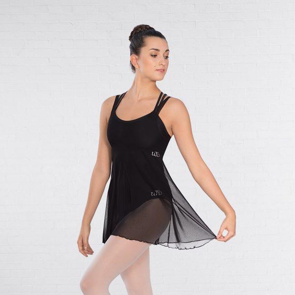 UTD Level 2-8 Lyrical Mesh Dress