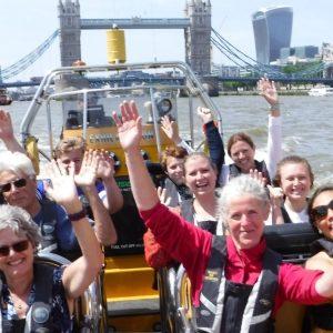 Ultimate London Tower Thames RIB Blast - Adult