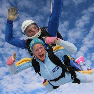 Weekday Tandem Skydive Kent