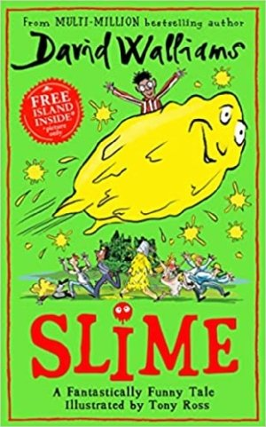 Slime: The new children's book from David Walliams