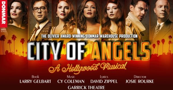 City of Angels Garrick Theatre
