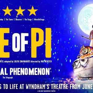Life of Pi at Wyndham's Theatre