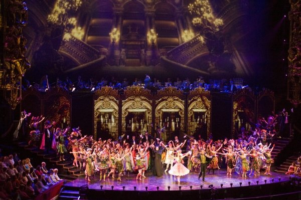 The Phantom of the Opera at The Royal Albert Hall - Image courtesy of The Really Useful Group Ltd.