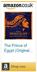 Prince of Egypt Cast Recording