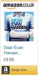 Dear Evan Hansen Broadway Recording