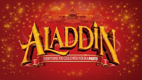 Aladdin at Opera House Manchester