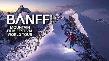 Banff Mountain Film Festival 2020 at New Wimbledon Theatre