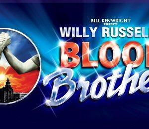 Blood Brothers at Edinburgh Playhouse